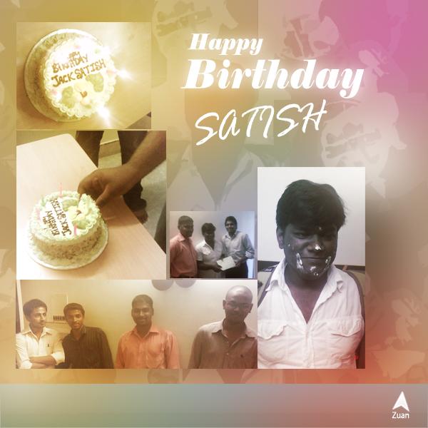 Satish Birthday