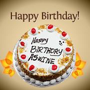 Aswine Sami Birthday