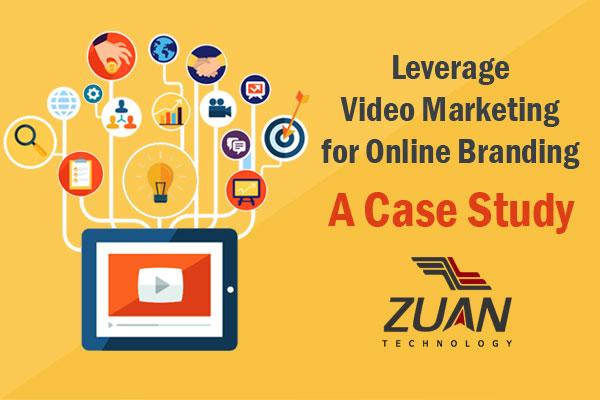 Video Marketing for Online Branding