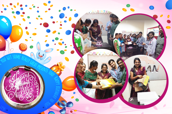 Auxilia Birthday