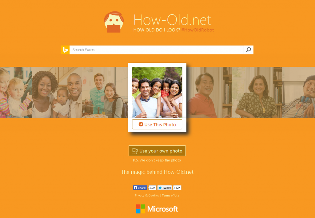 How Microsoft can Guess How Old are you?