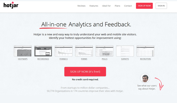 All-in-one Analytics and Feedback Tool