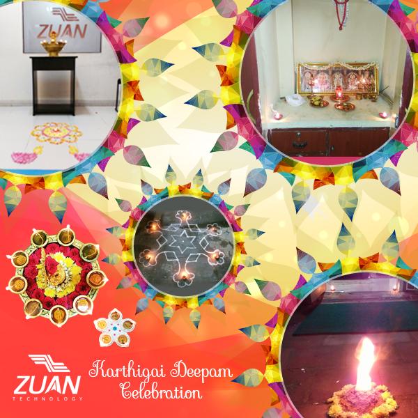 Zuan Technology Karthigai Deepam 2015 Celebration