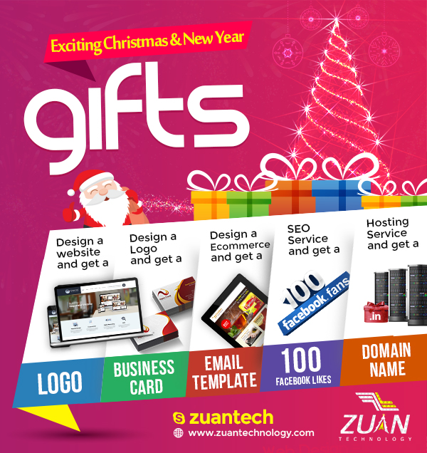 christmas and new year gifts at zuan technology - What To Get For Christmas This Year