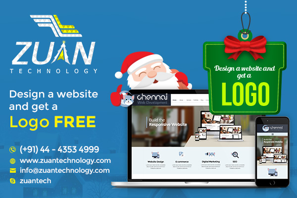 Christmas and New Year Gifts on Web Design Service
