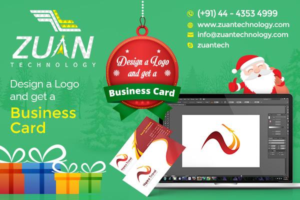 Christmas Offer on Logo Designs – Zuan Technology