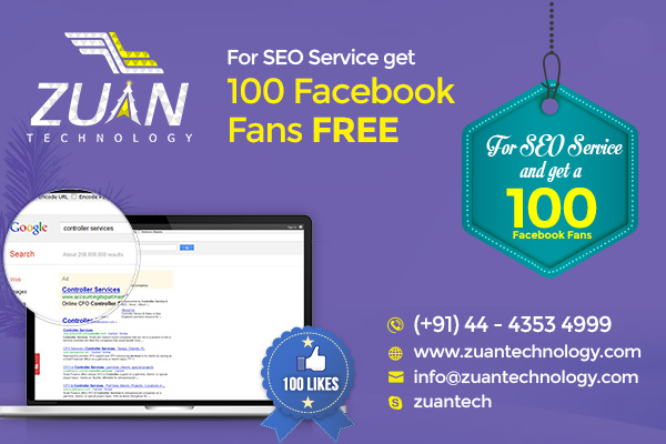 SEO Christmas and New Year Offer at Zuan Technologies