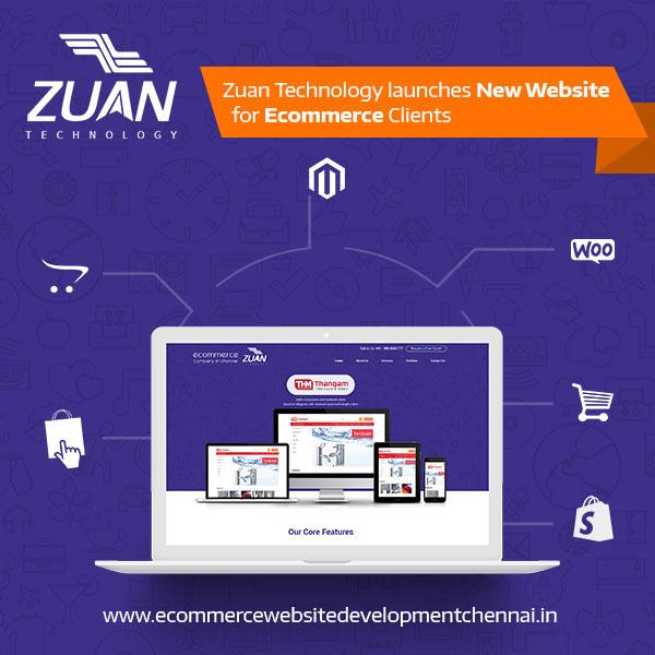 Zuan Technologies Official Ecommerce Website