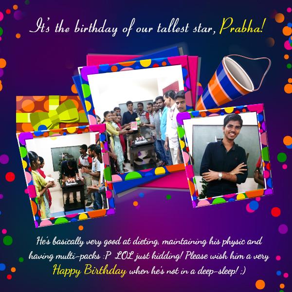 Prabhakaran-Birthday-Zuan-Technology