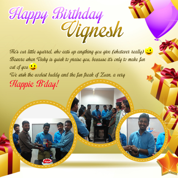 Vignesh-birthday-zuan-technology