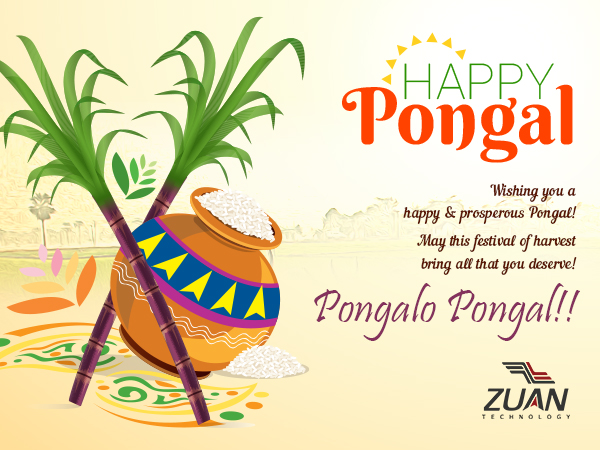 Zuan Technology Happy Pongal 2016