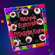 prabha birthday at zuan technologies