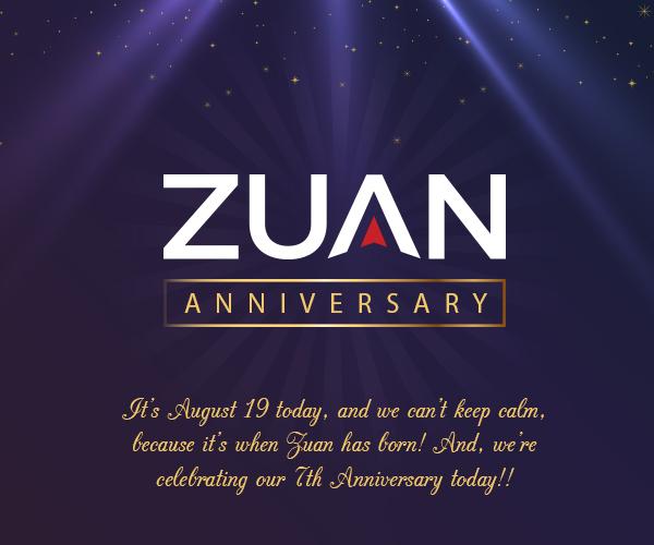 zuan-anniversary