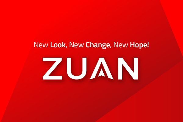 Zuan Technologies New Look Logo