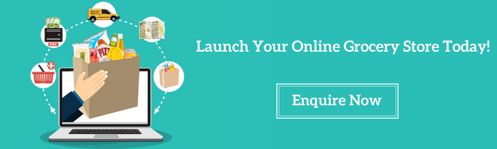 Launch Your Online Grocery Store Today!