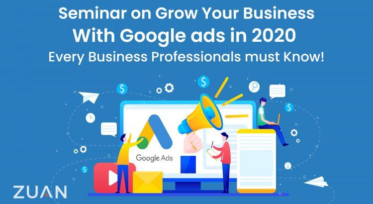 Zuan's Successful Seminar on Google-Ads