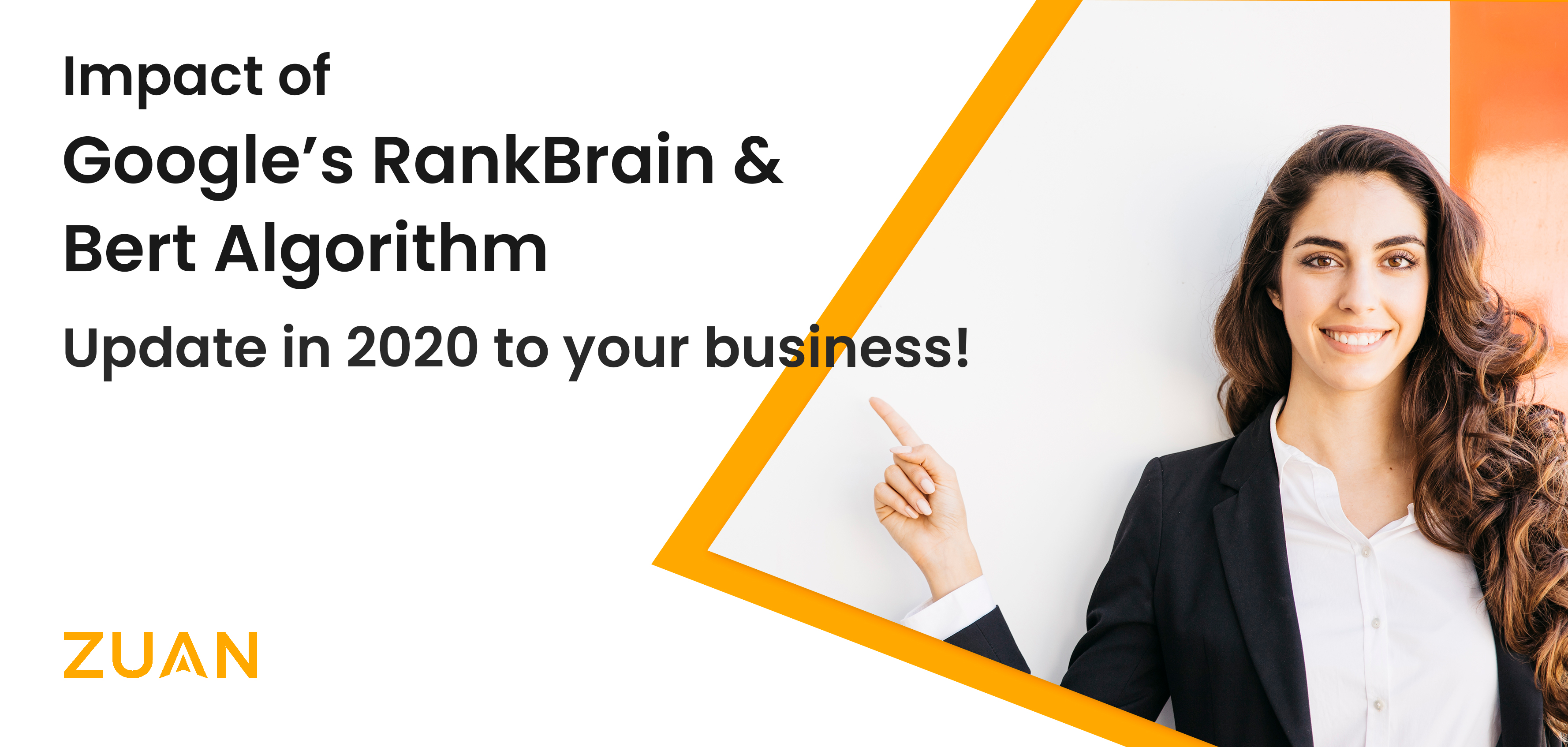 Impact of Rankbrain and BERT alagorithm to business