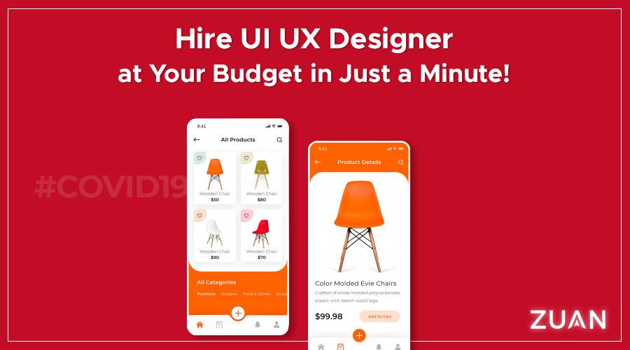 Hire UI UX designers