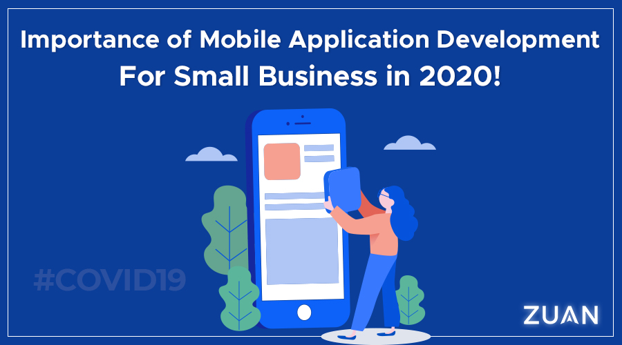 Mobile application development for small business