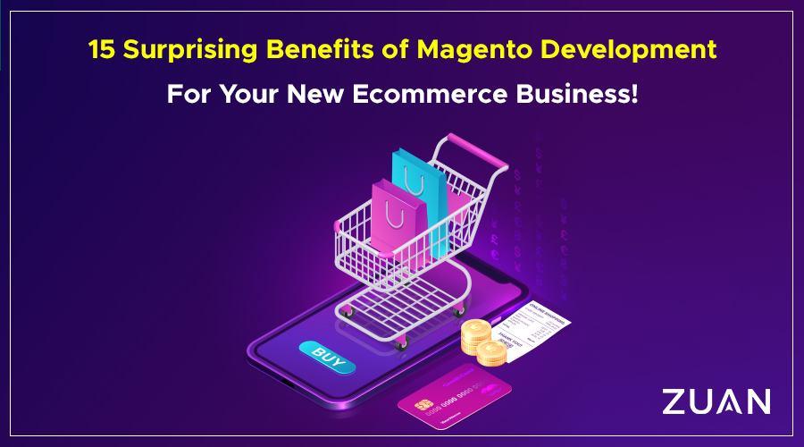 Benefits magento development
