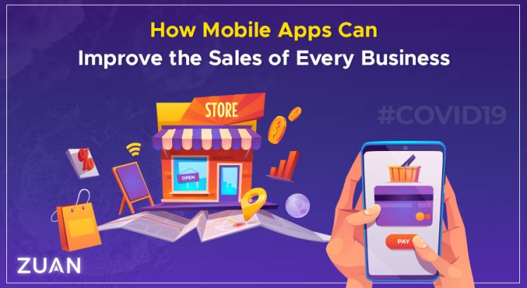 Mobile phones increase the sales of business