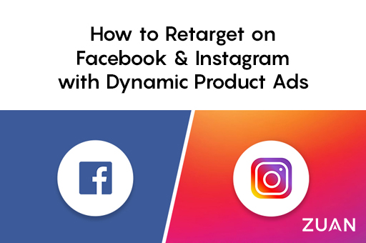 Re-target on Facebook and Instagram With Dynamic Grocery Product Ads!