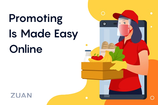 Promoting Is Made Easy Online