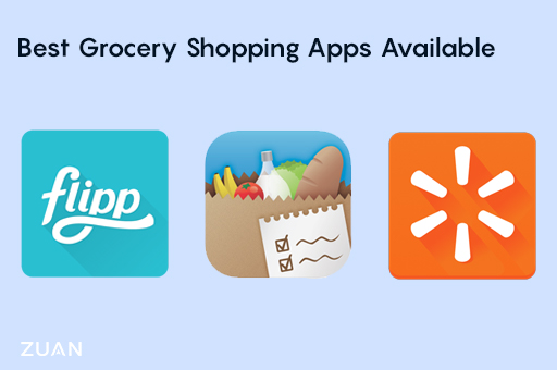 Best Grocery Shopping Apps Available