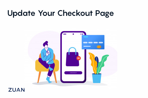 Update Your Checkout Page